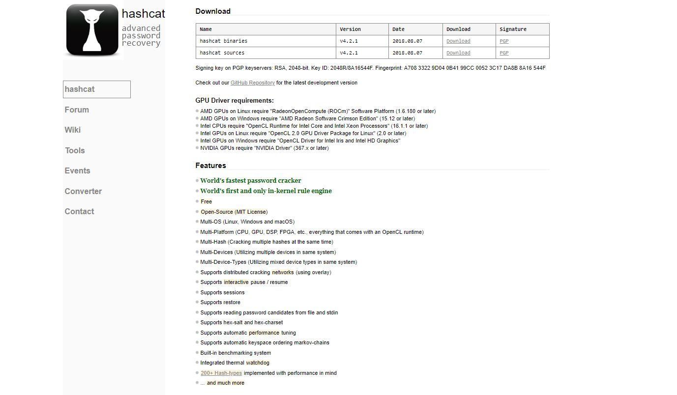 """פיצוח Hash ע""""י HashCat והסבר על Rainbow Tables ו Salting"""