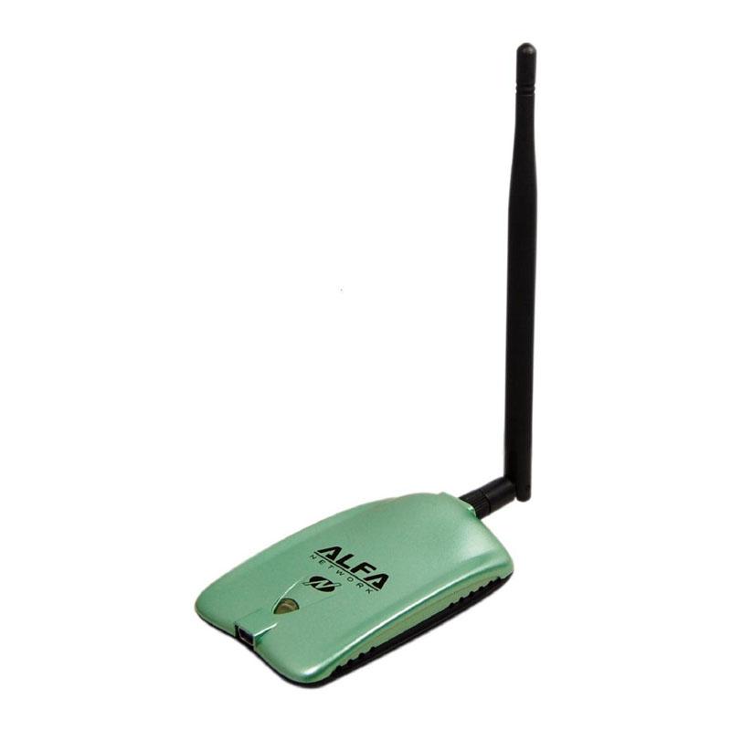 איזה מתאמי Wi-Fi לבחור לשימוש עם Kali והגדרת ALFA AWUS036ACH